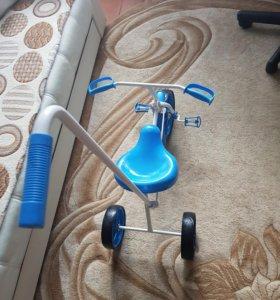 Детский 3-х колесный велосипед!