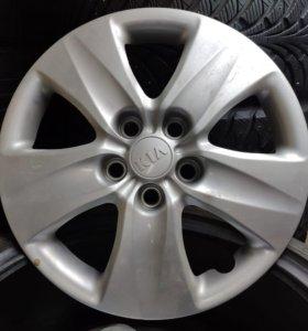 Колпак Kia Cerato 3 R15 1 штука!