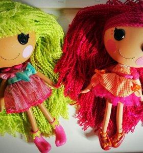 """Большая Кукла Lalaloopsy """"Волосы-нити"""" 32 см"""