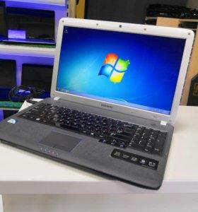 Шустрый SAMSUNG (Intel 2 ядра 4Гб- озу Nvidia 1Gb)