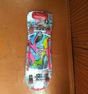 Скейт новый