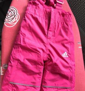 Утеплённые брюки adidas