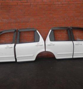 Дверь передняя задняя Honda CR-V RD5 RD7