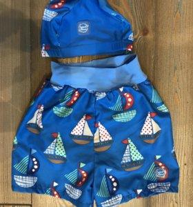 Новые шорты-подгузник Splash About