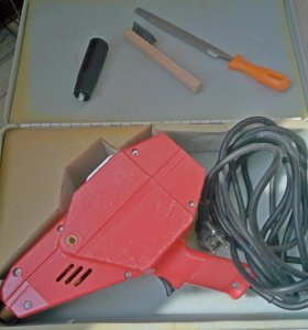 Пистолет для приварки штифтов Climatech PW-33