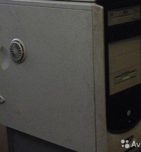 Системный блок Intel Pentium4 cpu 2.6Ghz/1Gb/120Gb