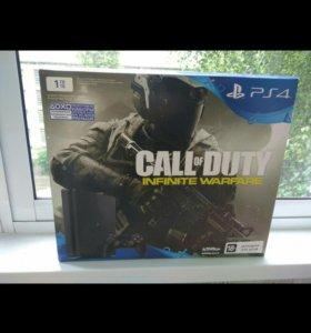 Sony PS4 (1TB) в Упаковке + Игры