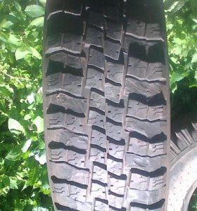 Шины на УАЗ грязевые
