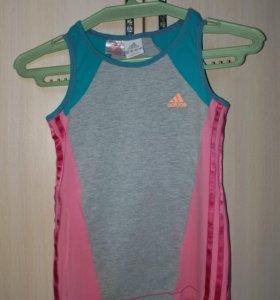 Спортивные футболки Adidas