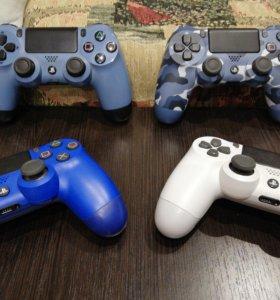 Геймпад PS4 (Оригинал) V.2 Эксклюзив