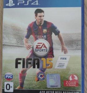 Игра FIFA 15 для PS4
