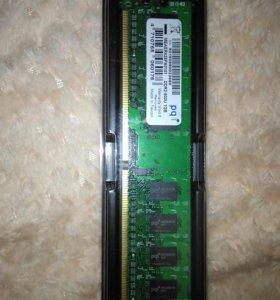 Оперативная память DDR2-800U 1 Gb