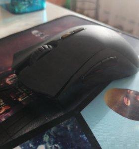 Новая игровая мышка DEXP