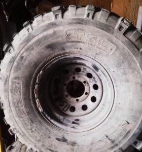 Грязевые колёса TSL 36 12,5 r15