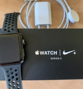 Apple Watch s3 42mm Nike