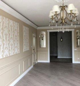 Квартира, 4 комнаты, 105 м²