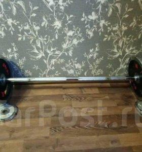 Штанга 75 кг в Уссурийске