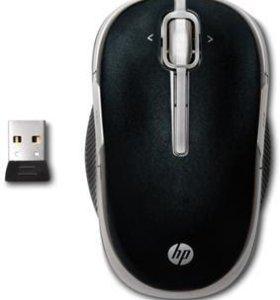 Беспроводная мышь HP 2,4G