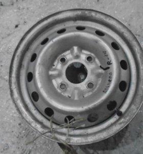 14 диск колесный штампованный  Ниссан Альмера Классик В10 2006-2013.