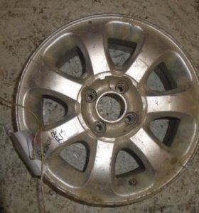 15 диск колесный литой  Пежо 406 1995-1999.