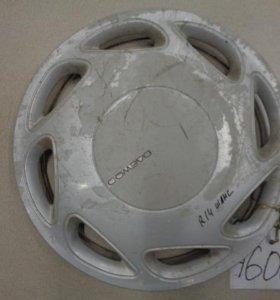 14 колпак колесный  Дэу Нексия 1995-2008.