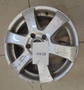 16 диск колесный литой  Тойота Королла Версо 2004-2009.