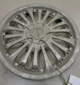 Колпак декоративный легкосплавного диска  Митсубиси Мираж 5 1995-2003.