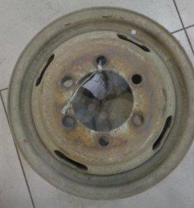 16 диск колесный штампованный  ГАЗ 2705 1995>.