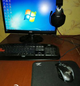Компьютер в сборе на AM2+(940)