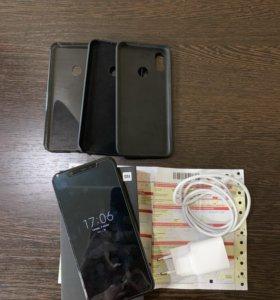 Xiaomi mi 8 6/64 black