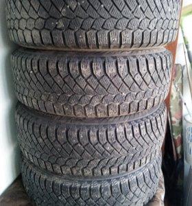 Зимние колеса на дисках