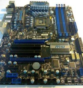 Lga 1156 MSI P55-GD85