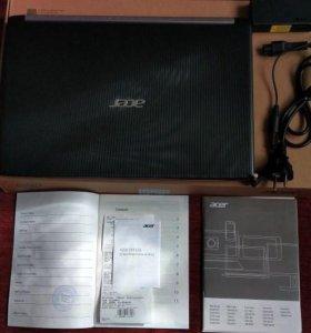 Новый ноутбук i3-7020U/GeForce 940MX,чек,гарантия