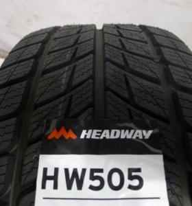 Комплект новых зимних шин R19 255/50 Headway