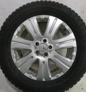 Комплект колес R19 Mercedes ML зима