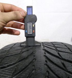 Комплект зимних шин Michelin R19 255 50