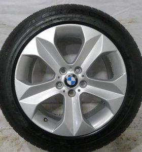 Комплект колес R19 на бмв X6 X5 зима