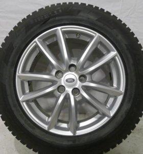 Комплект оригинальных колес Range Rover Sport R19