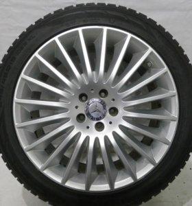 Комплект колес R19 Mercedes S-Klasse W222 оригинал