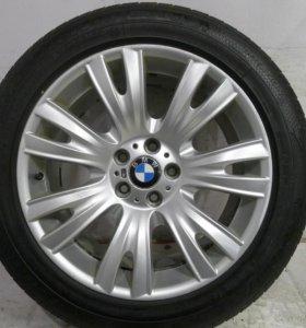 Комплект колес R19 на бмв X5 X6 зима