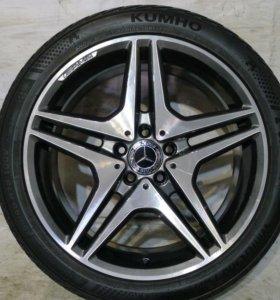 Комплект колес R19 Mercedes S-Klasse W221