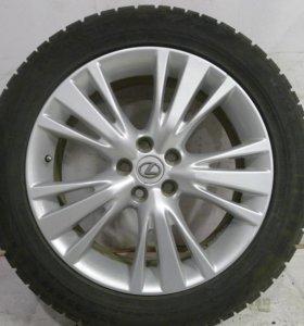 Комплект зимних колес R19 Lexus RX