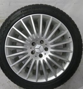 Комплект колес R19 Mercedes S-Klasse W222