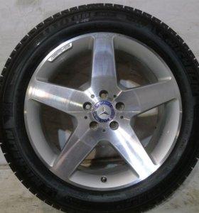 Оригинальные колеса Mercedes R19 GLE ML GLS зима