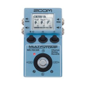 Zoom MS-70CDR (MS70CDR) Multistomp новые