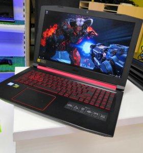Игровой Acer Nitro 5 i5-7300HQ 8Gb GTX1050 2Gb