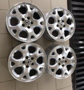 Диски Acura MDX R17