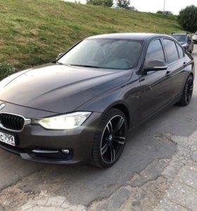 BMW 3 серия, 2012