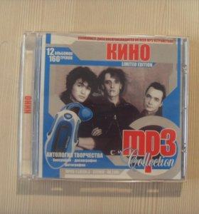 Mp3 диск Кино 12 альбомов