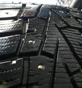 Комплект зимних колес всмпо на 15